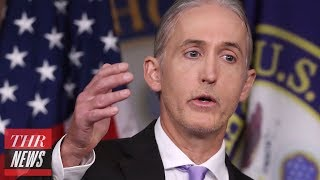 Fox News Cuts Ties With Trey Gowdy After Joining Trump's Team as Legal Counsel | THR News