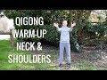 Qigong 5 minute Warm-up Neck & Shoulders
