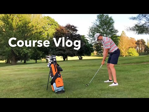 Junior Golfers - 3 Hole Course Vlog - (Royal Ottawa Golf Cou