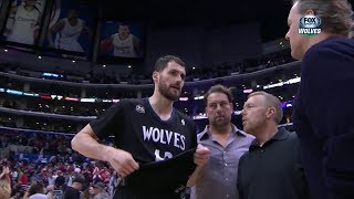 Kevin Love Full Highlights at Clippers (2013.12.22) - 45 Pts, 19 Reb, Huge Night