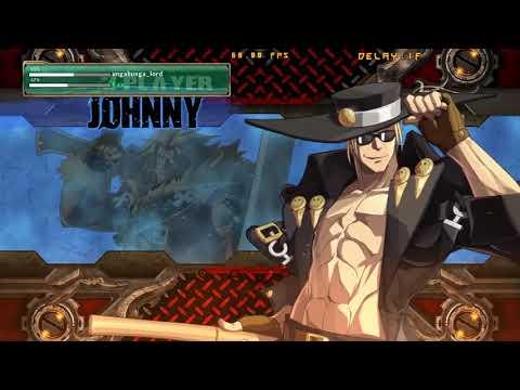 GGXRD REV 2 - Why is Johnny SO GOOD?  