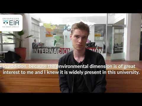 Marin / Estudiante de intercambio