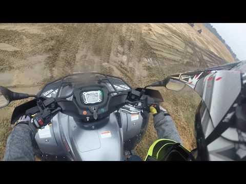 Sandgruben ballern mit den Quad Ridern Emsland