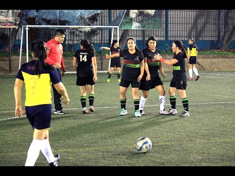 Futbol 7 Damas: Lincoln vs Barinaga