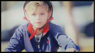 'you are such a pretty boy ' KINGSTON ROSSDALE