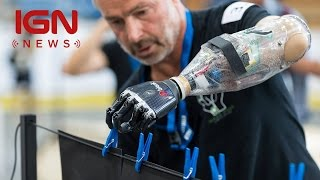 First Cyborg Olympics Will Take Place in October - IGN News