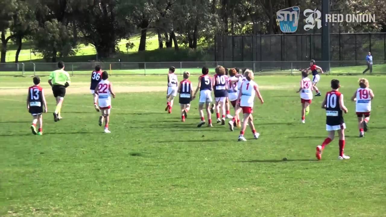 U12 South   South Melbourne Red vs Bentleigh
