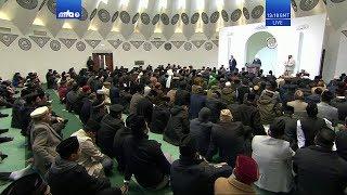 Проповедь Хазрата Мирзы Масрура Ахмада (31-01-2020)