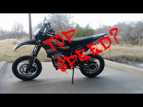 Yamaha WR250X Mods - Full download