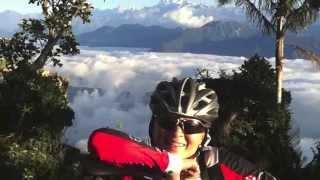 Rodando en las montañas de La Sierra Nevada de Santa Marta - Colombia
