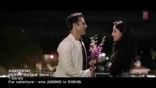 Lagu india terindah,,#mujhko barsaat bana lo,,ost junooniyat,,juga menjadi musik lagu bergek terbaru