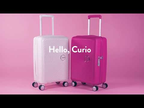 Explore The Red Dot Design Award Winner, The American Tourister Curio Collection
