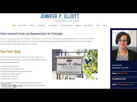 Divorce Attorney in Manchester, New Hampshire