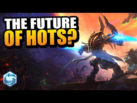 The Future of Heroes of the Storm?