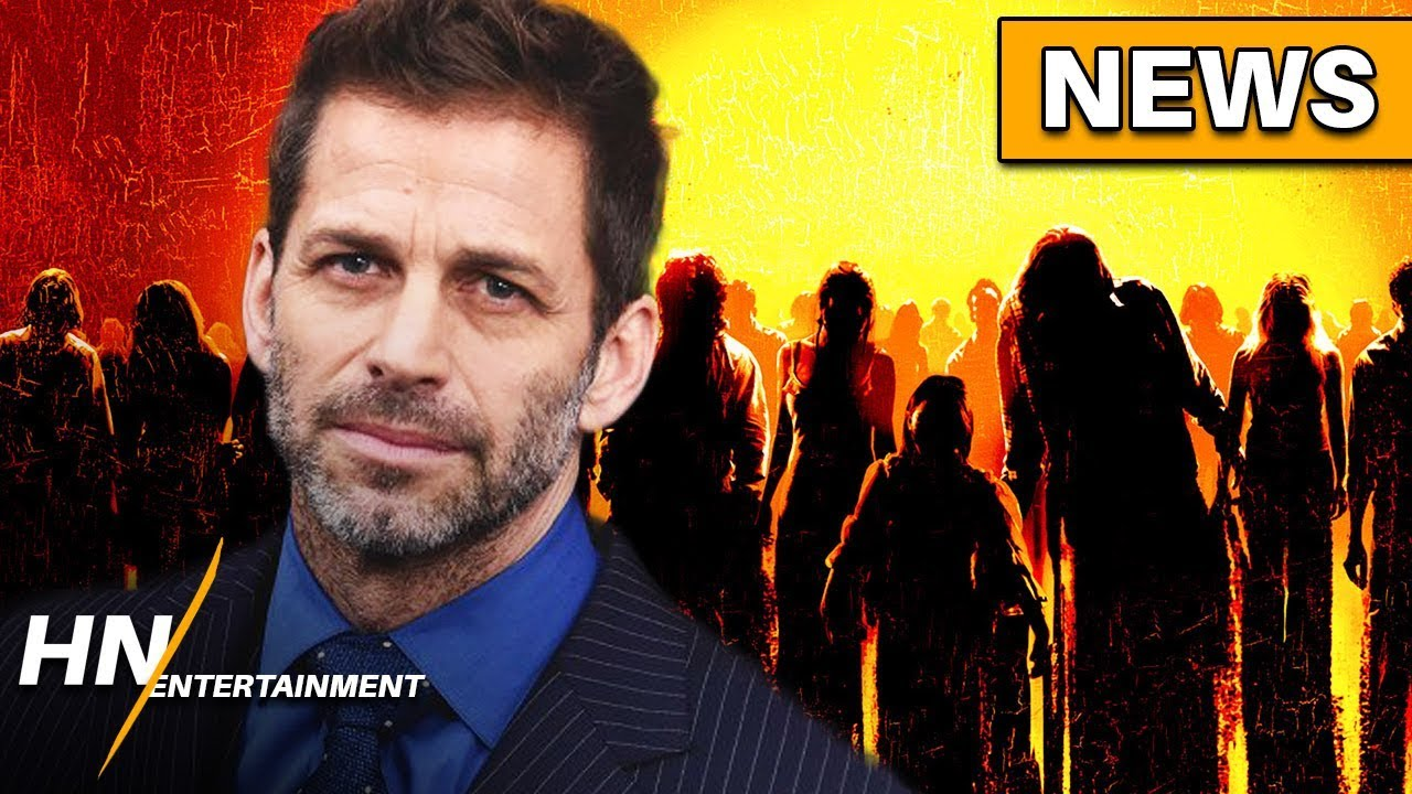 Netflix Teaming With Zack Snyder For Zombie Film Army Of