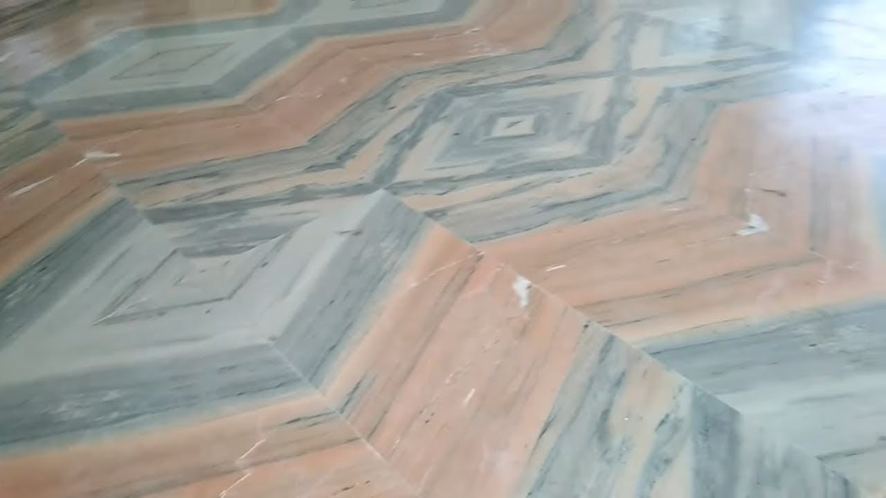 Indian marble flooring design pink marble youtube indian marble flooring design pink marble dailygadgetfo Image collections