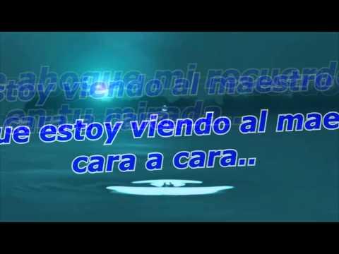Cara A Cara - Marcos Vidal Letra HD