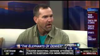 9News Interview with Kyle Dyer - December 4, 2012