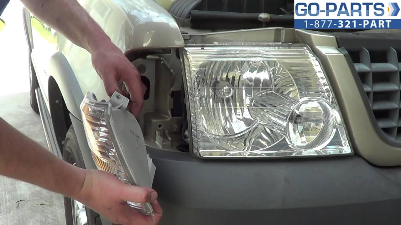 Replace 20012005 Ford Explorer Turn Signal  Bulb, How to Change Install 2002 2003 2004  YouTube