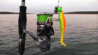 Рыбалка с Daiwa 2020 Exceler LT Тестируем катушку в погоне за щукой