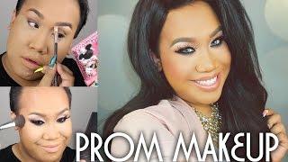 Prom Makeup Tutorial | PatrickStarrr