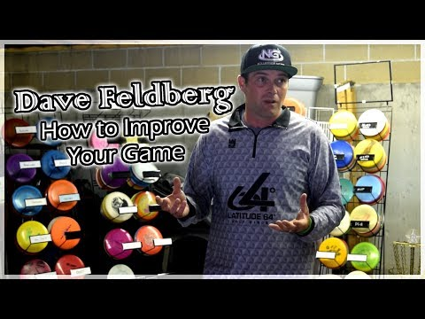 Dave Feldberg Disc Golf Clinic 2017 – Improve Your Game & Driving Tips –