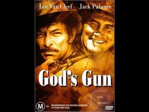 Gods Gun - Italian--Israeli western