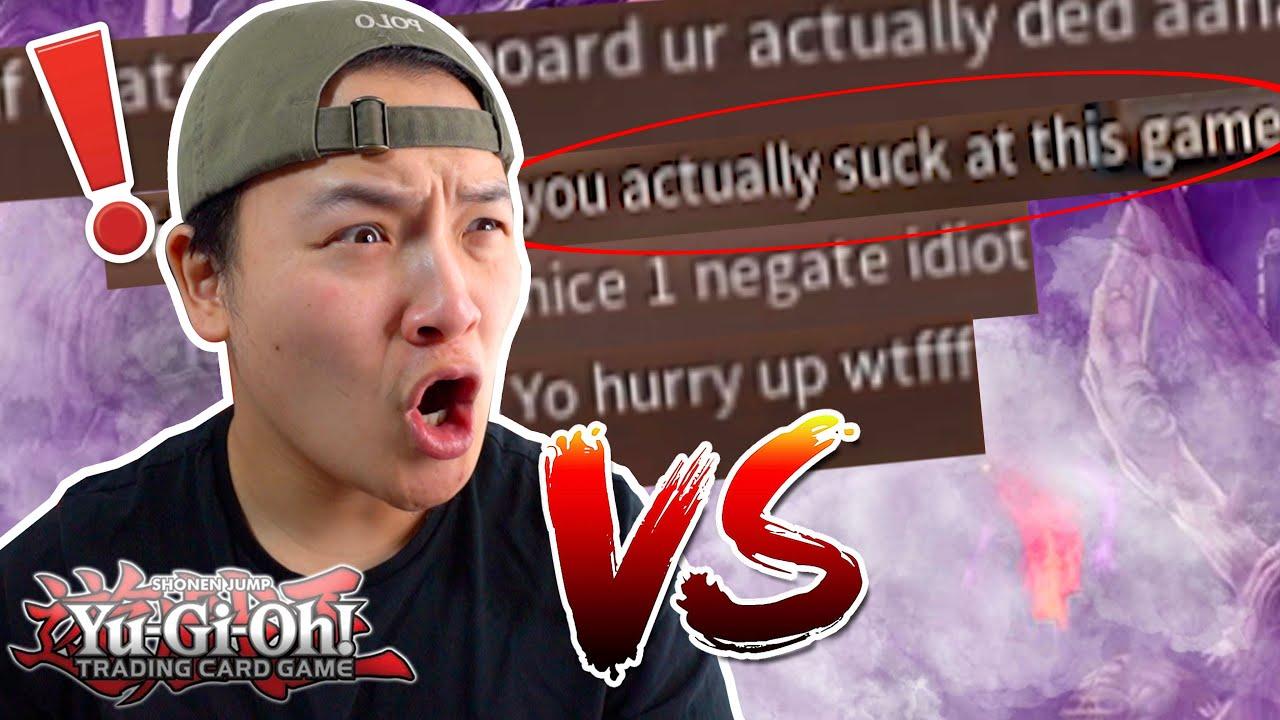 Download TEAMSAMURAIX1 VS. #1 YU-GI-OH! ONLINE HATER!