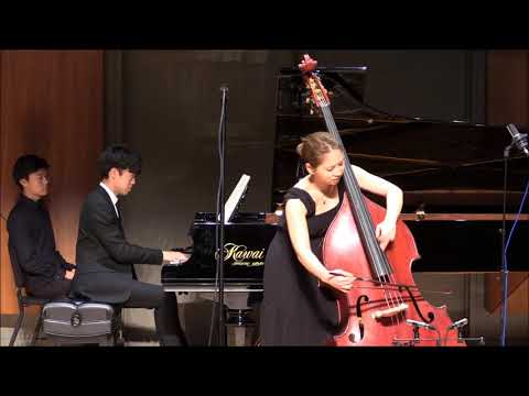 FRANCK Violin Sonata in A major (Mikyung Sung, double bass/Jaemin Shin, piano)
