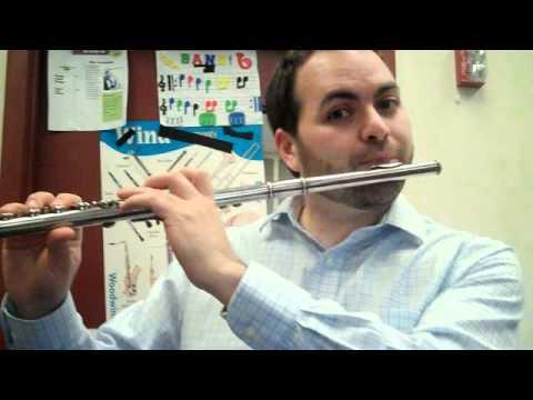 Major Duple for Flute