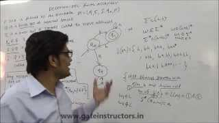 Deterministic Finite Automata DFA Construction with Examples and Solution | Automata Theory