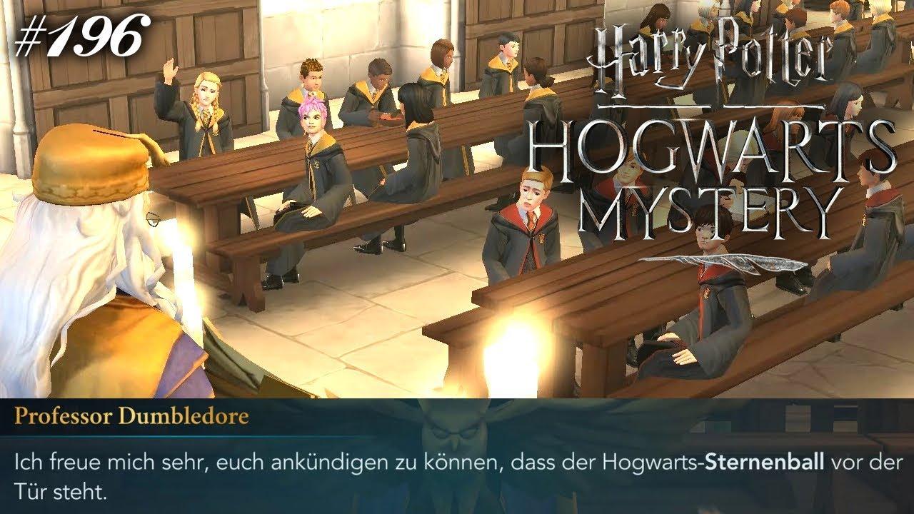 Planungen Fur Den Sternenball Beginnen Harry Potter Hogwarts Mystery 196 Youtube