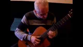 Ballade pour une Fée. Composition inspirée du jeu de la Harpe Celtique
