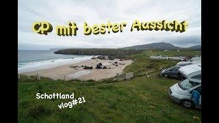 Mit dem Wohnmobil durch die Highlands & Sango Sands CAMPING I Schottland 🚌 vlog#21