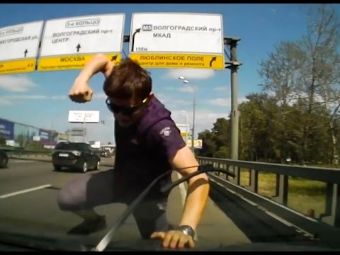 RUSSIAN ROAD RAGE EXTREME #1