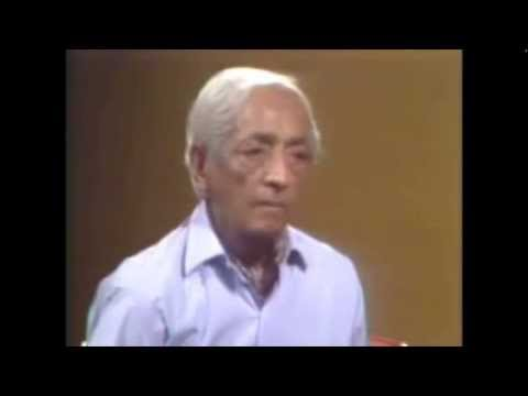 Jiddu Krishnamurti on Killing and Vegetarianism