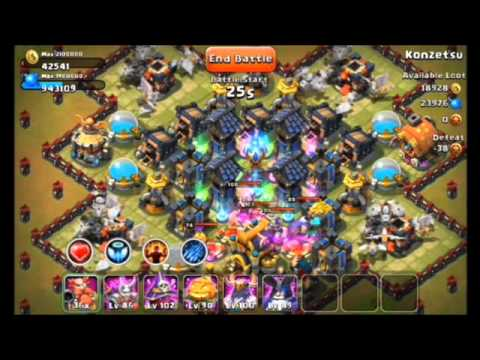 Castle Clash Rate My Base Konzetsu Learning From My Mistakes Castle Clash Forodegames.com