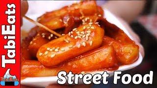 Korean Street Food in Japan