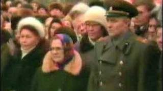 Gorbachev meeting with citizens in Vremya 1985 promo teaser