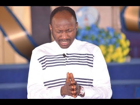 Sun. Service,  5th Aug. 2018. Live with Apostle Johnson Suleman