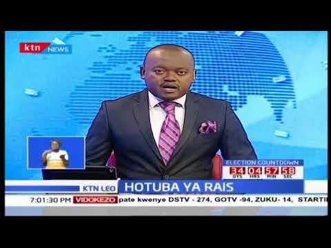 Rais Uhuru Kenyatta asema ataendelea kuheshimu uamuzi wa korti
