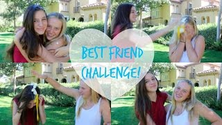 Best Friend Challenge! Thumbnail