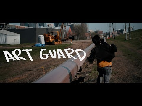 Art Guard by Fishboy