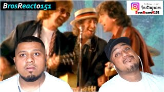 The Traveling Wilburys - Inside Out | REACTION