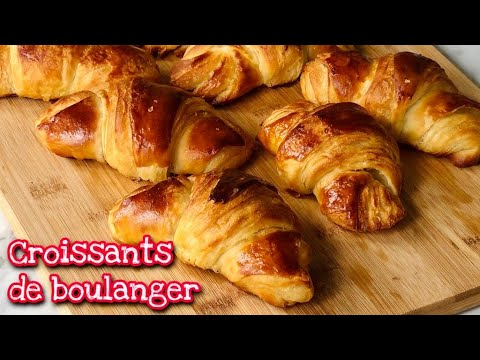 croissant-au-beurre-maison🥐-recette-de-boulanger-facile-et-inratable.-deli-cuisine
