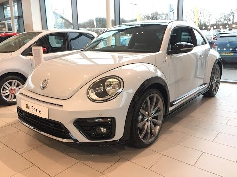 2017 Volkswagen Beetle R - Exterior and Interior Review