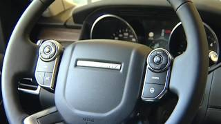 Презентация Land Rover Discovery