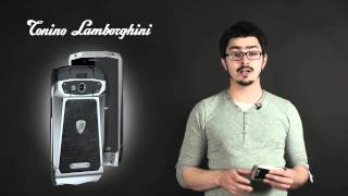 Видеообзор телефона Tonino Lamborghini Antares