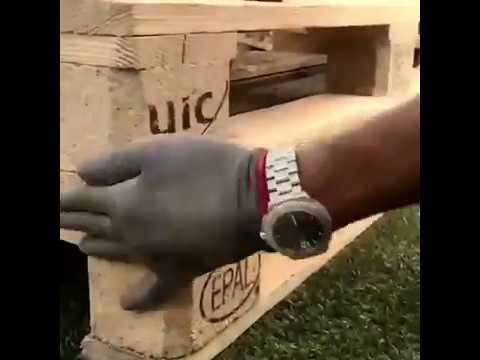 TOP DIY Modern Outdoor Chair Building Process 2019[DIY Creators]