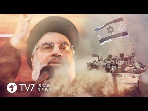 Israel: We're prepared for war with Hezbollah - TV7 Israel News 12.12.18